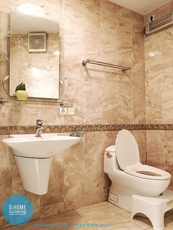 Toilet + bathroom