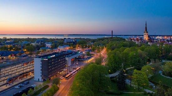 Go Hotel Shnelli, hoteles en Tallin