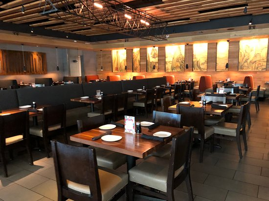 P.F. Chang's - outside of restaurant - Picture of P.F ...