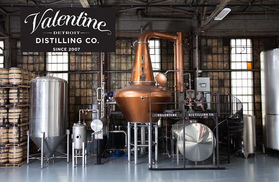 Valentine Distilling Co