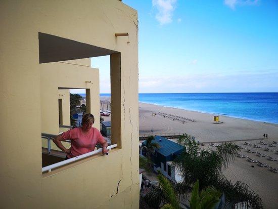 View From Our Suite Bild Von Hotel Riu Palace Jandia Morro Del