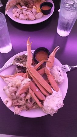 Seafood Lover Paradise!!