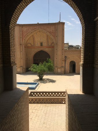 Shahroud, an old Mosque