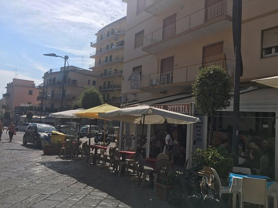 Ristorante Pizzeria Vesuvio – fénykép