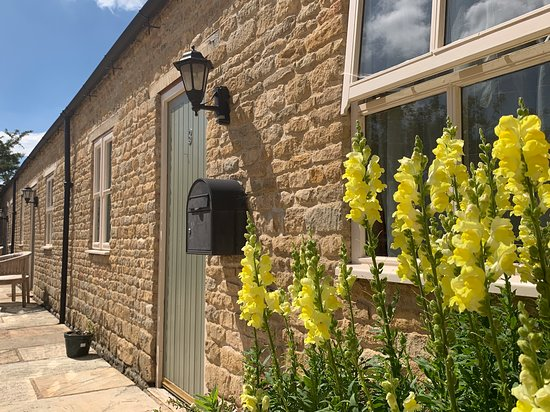 Disappointing Review Of The Lily Pad Cottages Nassington