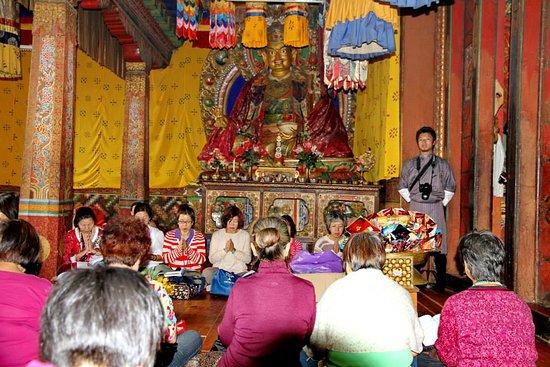Singapore - Pilgrimage Tour in Kingdom of Bhutan