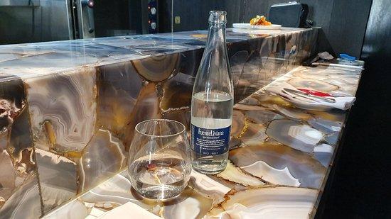 LUKE Restaurante: Agua