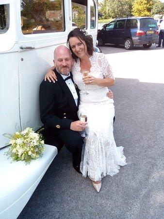 Our amazing wedding July 13, 2019