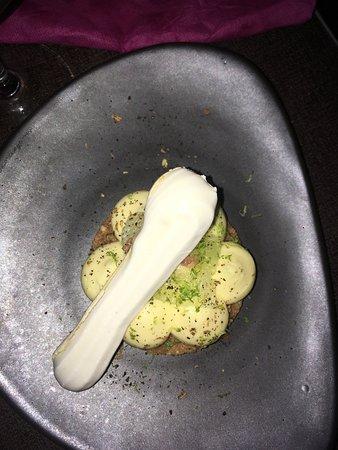 Seyssel, ฝรั่งเศส: La Tarte aux Citrons du Bouchon