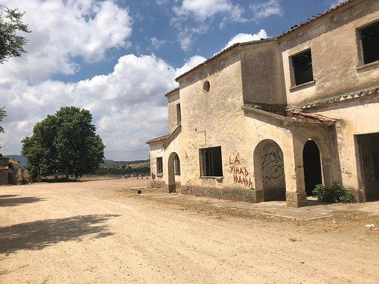 Aldeanueva de Barbarroya, Spanje: Antigua estación