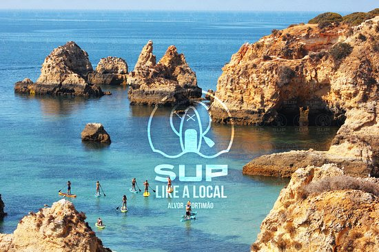 SUP LIKE A LOCAL | ALVOR - PORTIMÃO