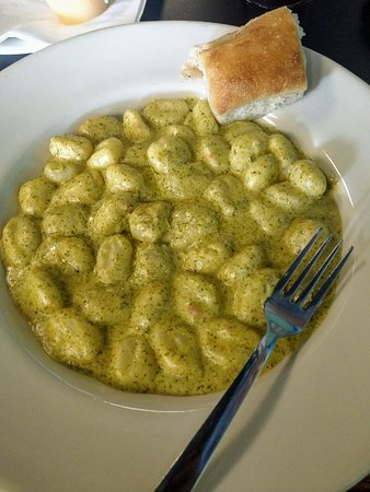 Benson, Karolina Północna: Pesto Gnocchi