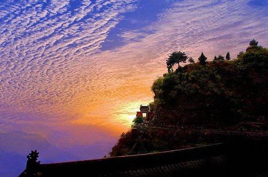 Национальный парк Вудангшан, Китай: Watch the sunrise at Wudang Mountain!