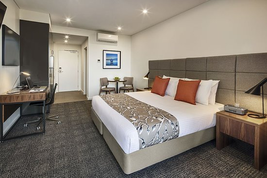 Perth Hills, Australia: Guest room