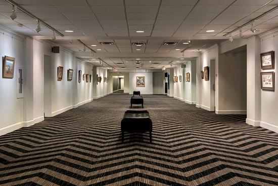 Hyattsville, MD: Meeting room