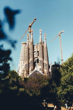 Basilica of the Sagrada Familia
