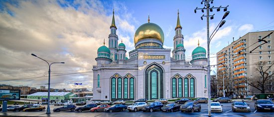 ‪Moscow Cathedral Mosque‬