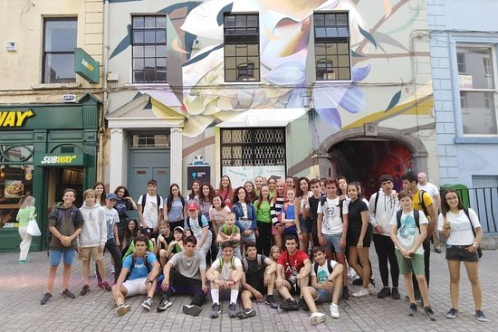 Waterford guided Street Art tours