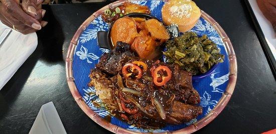 Godfrey S Caribbean Restaurant Jackson Restaurant Reviews