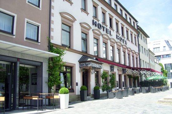 """Hotel Am Alten Postplatz """"Ross"""""""
