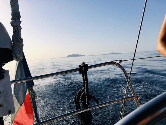 Aegadian Islands, Italija: Navigazione spensierata