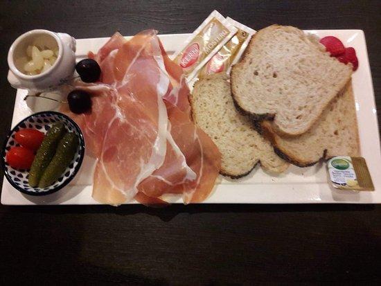 Axel, เนเธอร์แลนด์: Boerenbrood met ham