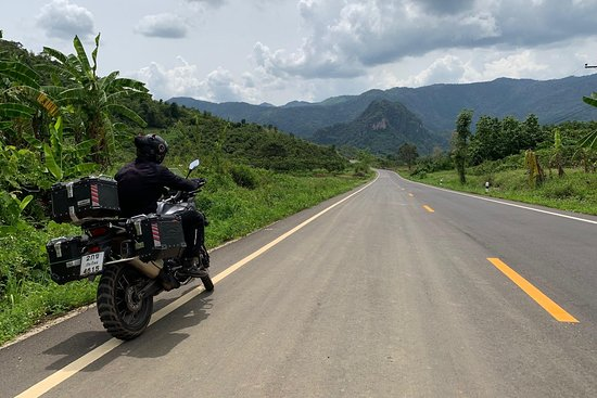 Adventure Biking Asia