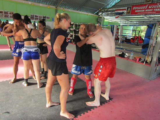 Honour Muay Thai