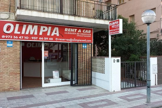 Olimpia Rent a Car