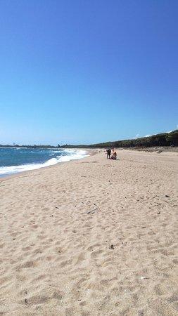 Spiaggia S'Isula Manna