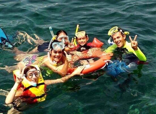 Excursiones Delgado: Algunas de las fotos de nuestro tour en Isla Tortuga