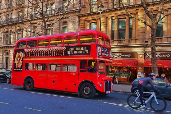 Te lo Cuento de Camino Londres Tours