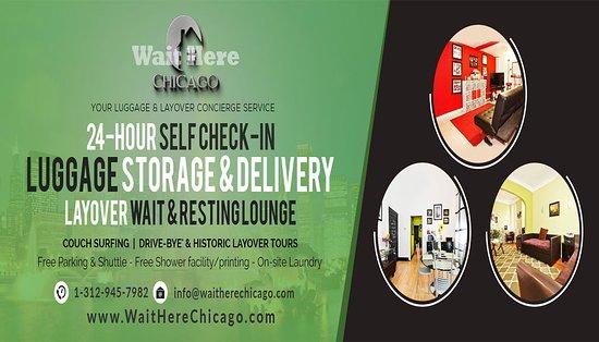 Wait Here Chicago