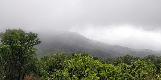 View while trekking