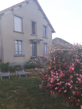 Crocq, Франция: Gite au La Vieille Annexe