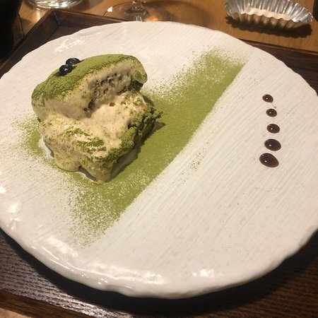 とても美味しい、本当の和食