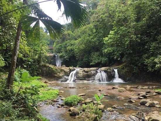 Bribri, Kostaryka: Cataratas Rio Dos Aguas