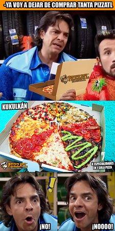 Oíloooos❤🇲🇽🍕 Envíen un Whatsapp al 2727034725  #Pizzatl #pizza #consumelocal #Orizaba #orizabapueblomagico #lapizzadeorizaba #EsDeGordos #Memes