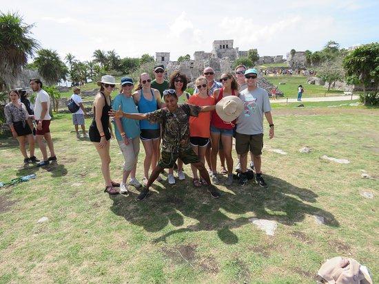 Flavio's Tours: Tulum with Flavio