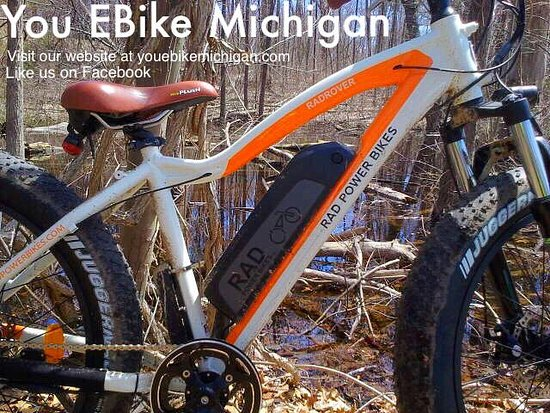 ‪YouEBike Michigan‬