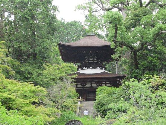 Ishiyama-dera Temple Tahoto
