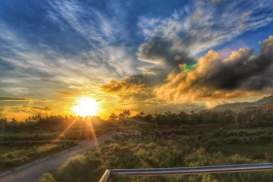 Indigo Bay Resort Morning Sunrise