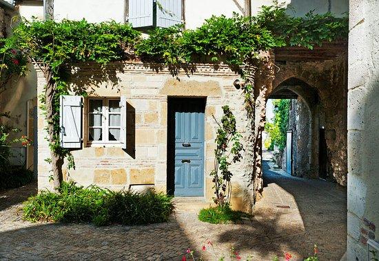Saint Sever, Francia: A droite, porte du Touron © Région Nouvelle-Aquitaine - Inventaire général - Michel Dubau