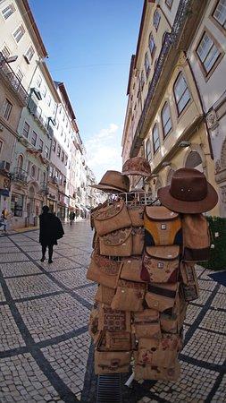 Rua Ferreira Borges: _