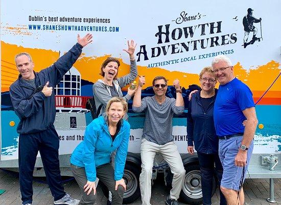 Shane's Howth Adventures: Shane's Howth Adventures