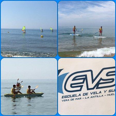 EVS Escuela de Vela y Surf