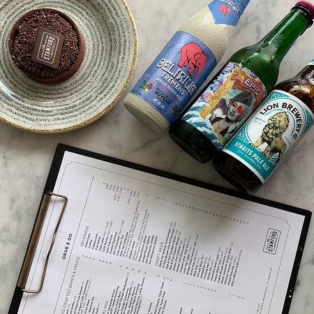 The Stamford Brasserie Craft Beers