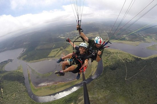 Lets Fly Paragliding Wilderness