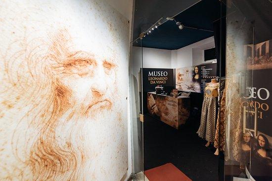 Museo Leonardo da Vinci - Piazza del Popolo