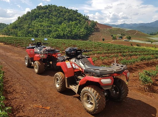 Ban Pong, Tajlandia: The Mong People's Highland Farm